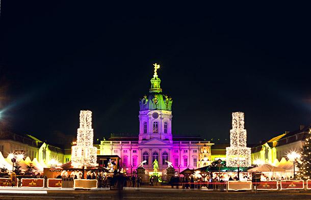 Schloss Charlottenburg Weihnachtsmarkt