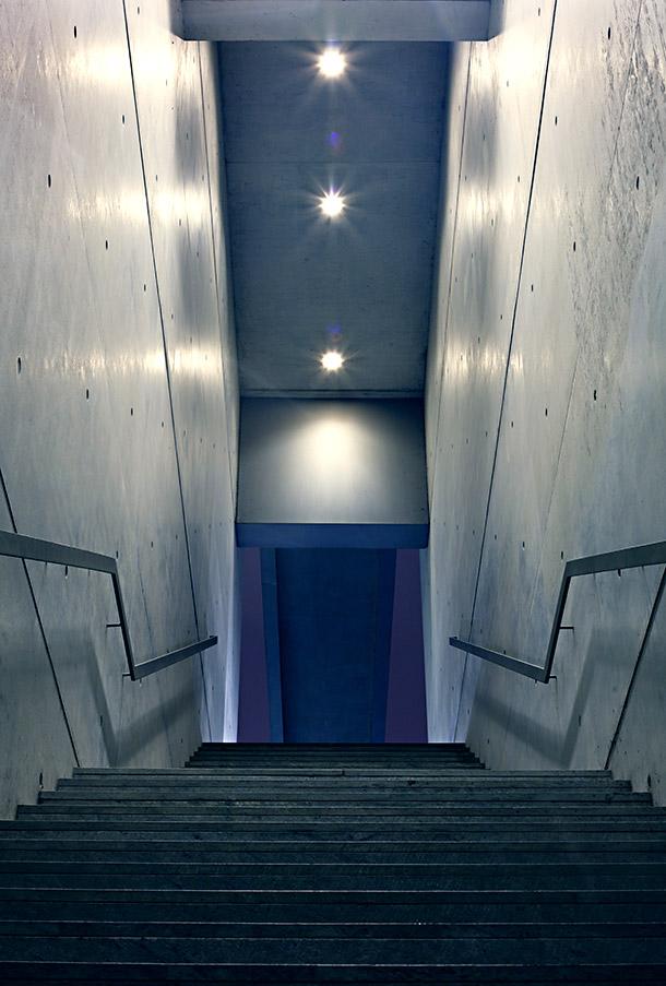 Treppe Regierungsviertel Berlin