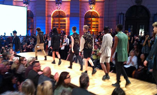 Fashion Week Berln 2012 ESMOD