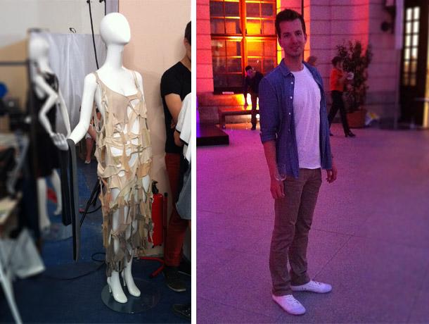 Tobi Fashion Week 2012 Berlin