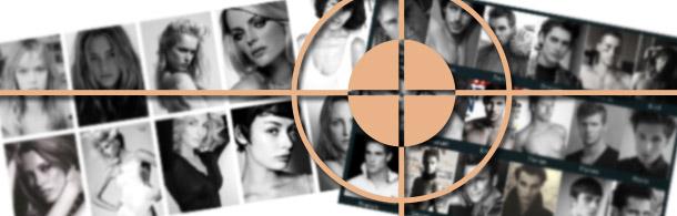 Models im Internet suchen und finden